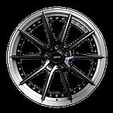 Колесный диск RFK Wheels PLS201 20x10,5 ET35, фото 2
