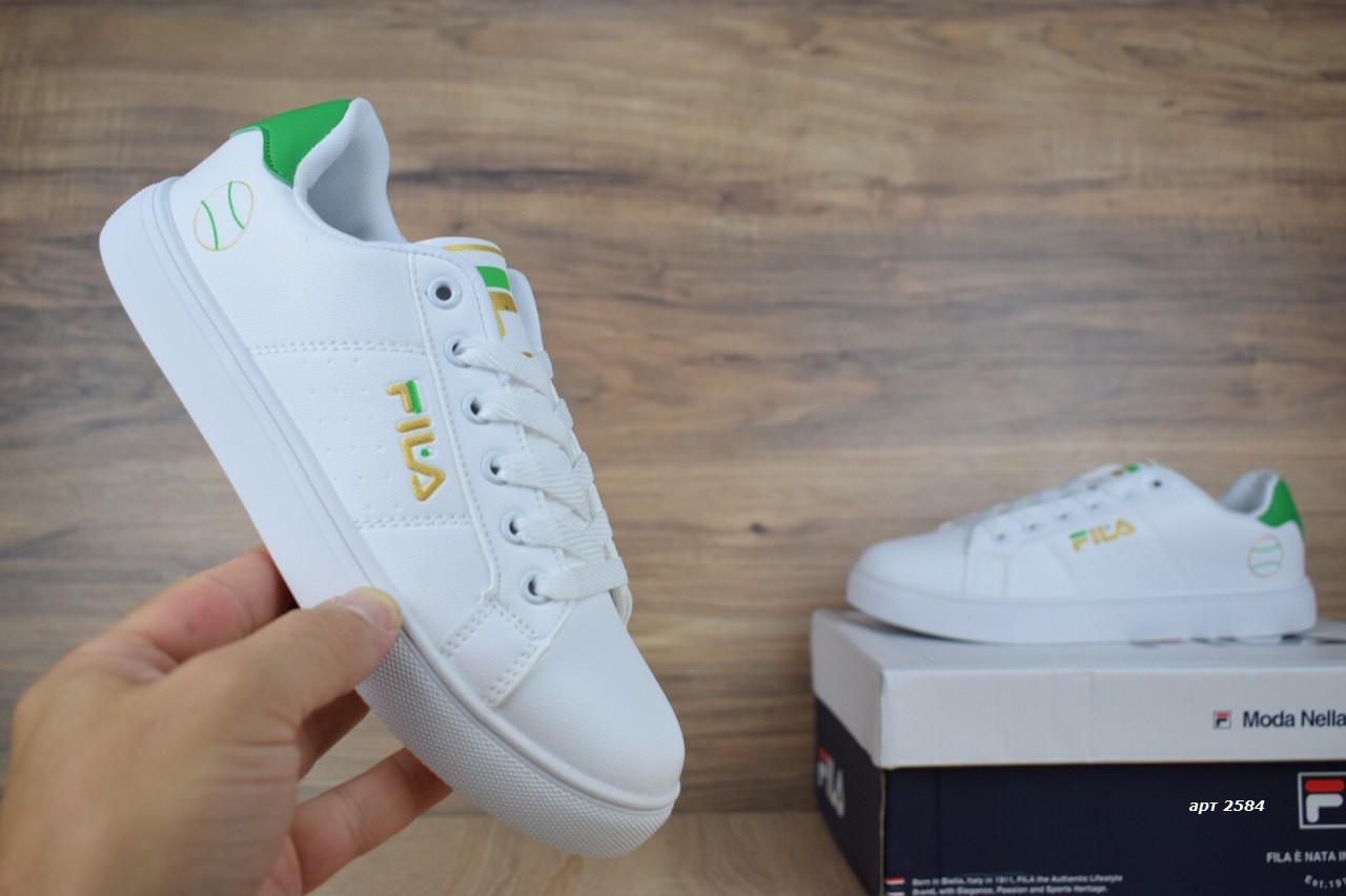 Кросівки розпродаж АКЦІЯ 550 грн останні розміри FILA 37й(23,5 см) копія люкс