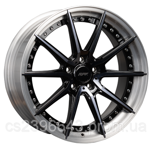 Колесный диск RFK Wheels PLS201 20x9 ET25