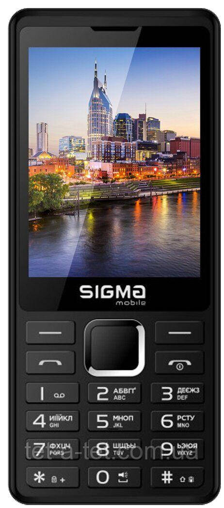 Sigma mobile X-style 36 Point