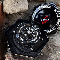 Часы Casio G-Shock GWA1100. Спортивные противоударные часы.