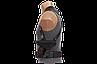 Кобура оперативная ПМ не формованная (кожа, чёрная), фото 2