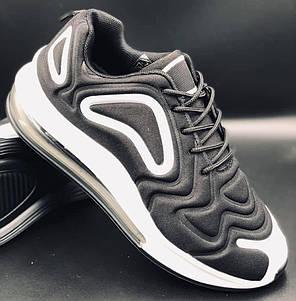 """Мужские кроссовки """"AIR"""" - демисезонные, черные (41-46), фото 2"""