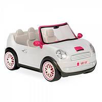 Транспорт для ляльок LORI Машина біла LO37002Z