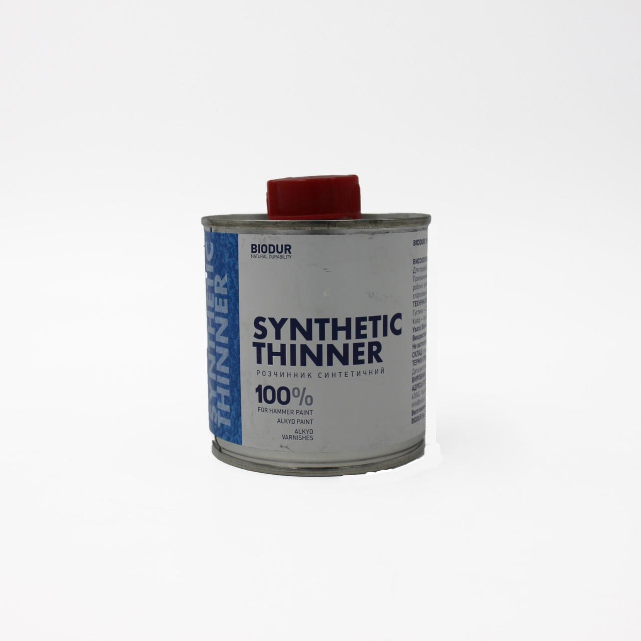 Розчинник для фарб молоткових Biodur Hammer 0,2л