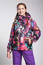 Гірськолижна куртка дитяча freever мультиколор