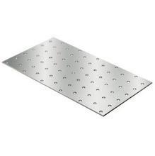 Пластина оцинк. перф. 100*240*0*2мм LP-23