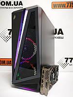 Игровой компьютер, AMD Ryzen 5 1600 3.60GHz (12 потоков), 16ГБ DDR4, SSD 240ГБ, HDD 1ТБ, GTX 1060 3ГБ, фото 1