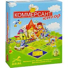 Настольная игра Arial Коммерсант-юниор 911043