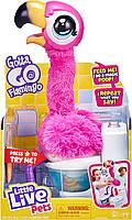 Интерактивный Фламинго Шербет Moose Little Live Pets Gotta Go Flamingo Moose Enterprise Оригинал, фото 1