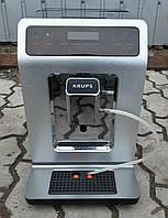 Кофемашина кофеварка Крупс KRUPS EA893C10 управление по Bluetooth серебристая