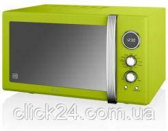 SWAN Digital Combi LIME SM22080LN
