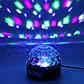 Светомузыка шар с Bluetooth и MP3 Magic Ball  (флешка + пульт в подарок), фото 6