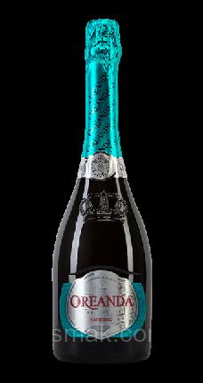 Вино игристое Oreanda белое полусухое 0.75 л 12.5%, фото 2