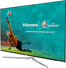 Телевизор Hisense H55U7A  (Smart TV / Ultra HD / 4К / 120 Гц / PPI 2400 / Wi-Fi / DVB-C/T/S/T2/S2), фото 2
