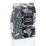 Воск в гранулах ItalWax  Pour Homme  для  жестких волос 200гр, фото 3