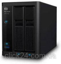 WD My Cloud Pro Series PR2100 20TB (WDBBCL0200JBKEESN)