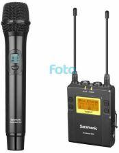 Zestaw do bezprzewodowej transmisji dźwięku Saramonic UwMic9 Kit4 (RX9 + HU9)