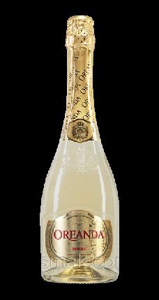 Вино игристое Oreanda Gold белое сладкое 0.75 л 12.5%, фото 2