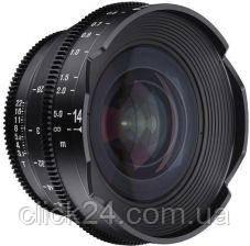 Samyang 14mm T3.1 FF CINE XEEN (PL)