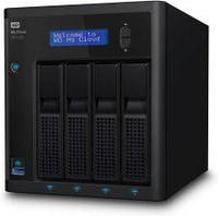WD My Cloud PR4100 8TB (WDBNFA0080KBK-EESN)