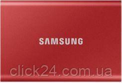 Samsung T7 2TB Czerwony (MU-PC2T0RWW)