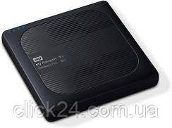 WD My Passport Wireless Pro 2TB Czarny (WDBP2P0020BBKEESN)
