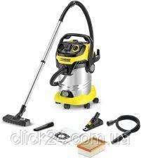 Karcher WD 6 P Premium + pochłaniacz pyłów 1.348-283.0