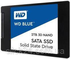 WD 4TB Blue SSD 3D NAND (WDS400T2B0A)