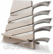 Bugatti Zestaw noży Ergo w bloku Trattoria (78991f1l)