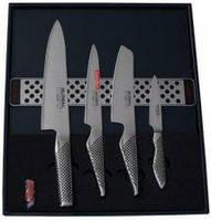 Global Zestaw Noży Z Listwą Magnetyczna G-251138 M30 (G251138M30)