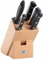 Zwilling Gourmet Zestaw Noży W Bloku 6 Części (361310010)