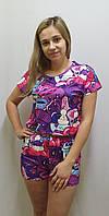 Пижама женская бамбук 548, фото 1