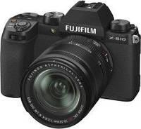 FujiFilm X-S10 + 15-45mm czarny