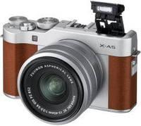 FujiFilm X-A5 brązowy + 15-45mm