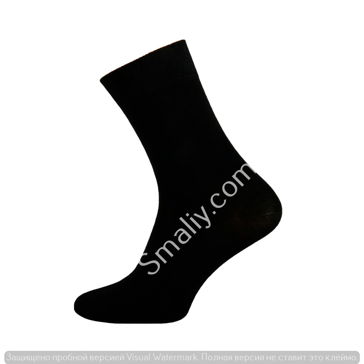 Демисезонные мужские носки из хлопка-бамбук