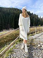 В'язане плаття-міді люкс якості, Oversize