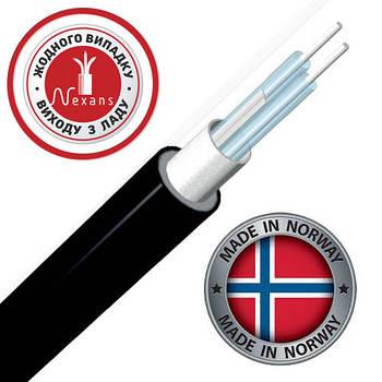 Двухжильный нагревательный кабель для систем антиобледенения Nexans (Норвегия) TXLP TWIN ON DRUM