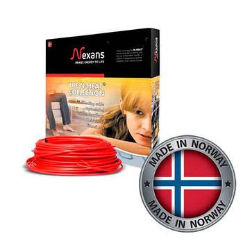 Двухжильный нагревательный кабель для систем снеготаяния Nexans (Норвегия) TXLP/2R RED DEFROST SNOW