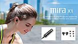 Сенсорные беспроводные наушники Mifa  X1 гарнитура + Power Bank 400mAh Bluetooth 5.0 Touch control, фото 4