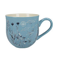 CT Kew Gardens Richmond Чашка керамическая Дикий луг голубая