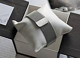 Брендовые наручные часы Calvin Klein 21899 с магнитным ремешком серебристые, фото 3