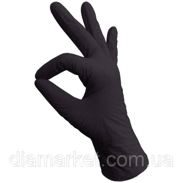 Медицинские нитриловые перчатки 1000 шт