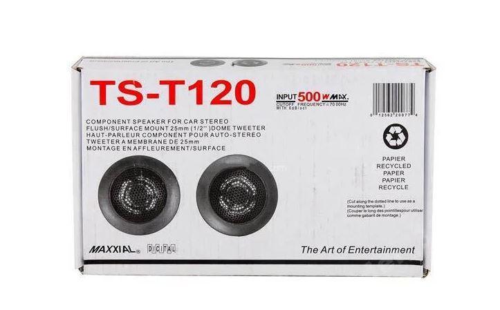 Динамики Пищалки TS - T 120 TyT