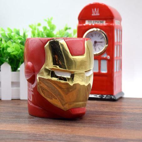 Чашка «Железный человек» TyT