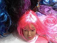 Парики карнавальные разноцветные S756