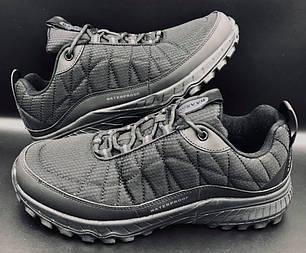 """Мужские зимние кроссовки """"TERMO BAAS"""" - черные, WATERPROOF (41-45), фото 2"""