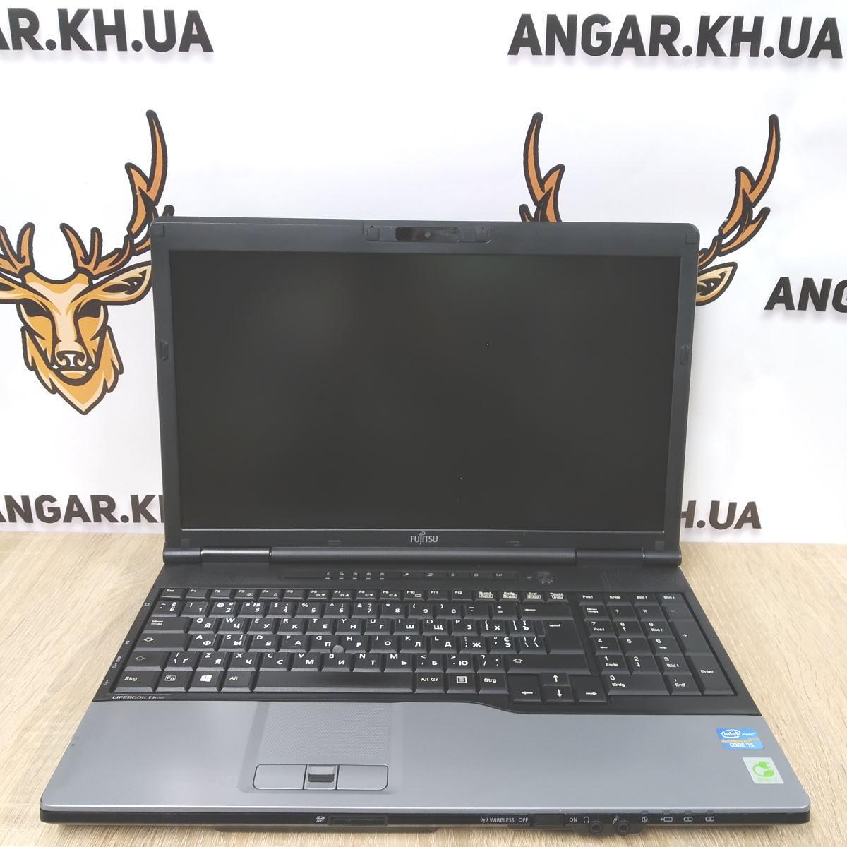 "Ноутбук б/у 15.6"" Fujitsu LifeBook E752 (Intel Core i5-3340m/DDR3)"