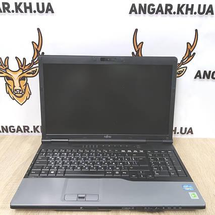 "Ноутбук б/у 15.6"" Fujitsu LifeBook E752 (Intel Core i5-3340m/DDR3), фото 2"