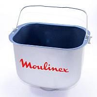 Ведро для хлебопечки мулинекс (Moulinex) SS186082, форма для хлебопечки